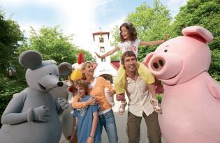 Eintritt in den Erlebnis Zoo Hannover mit Hotel Ihrer Wahl