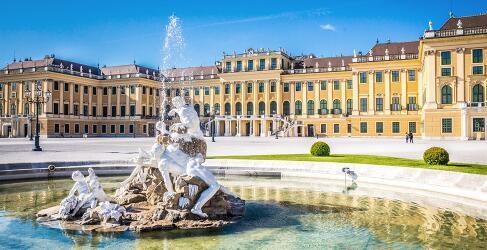 Staedtereise Wien