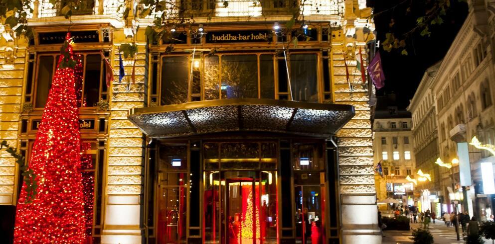 Buddha-Bar Hotel Budapest Klotild Palace 262