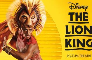 Faszinierendes Abenteuer mit Löwenjunge Simba im Lyceum Theatre