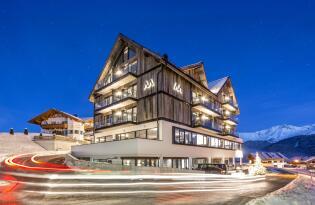 Designhotel Das Marent in Fiss