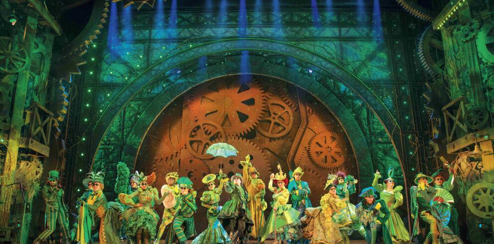 Wicked Musical London 26358