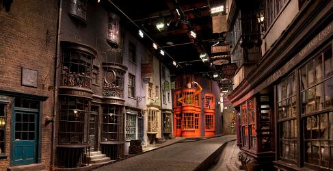 Harry Potter Warner Bros. Tour