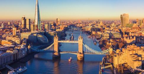 Staedtereise London