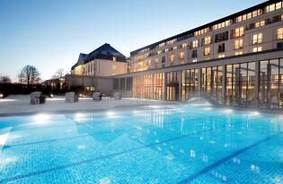 Wellness- und Gourmetvergnügen im Luxushotel direkt an der Ostsee