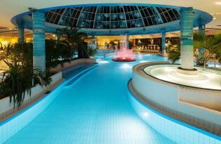 4* H4 Hotel Leipzig + Sachsen-Therme