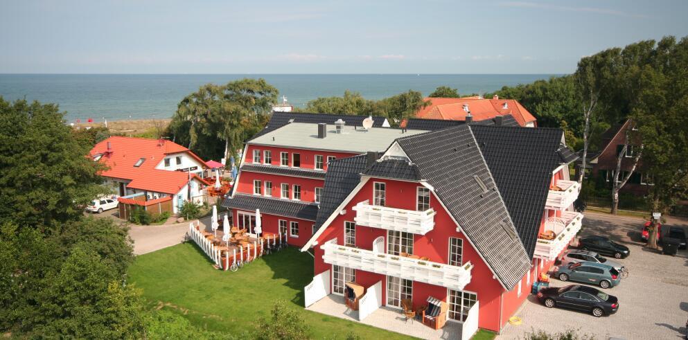 Strandhotel Deichgraf 26994