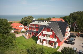 4* Strandhotel Deichgraf in Graal-Müritz