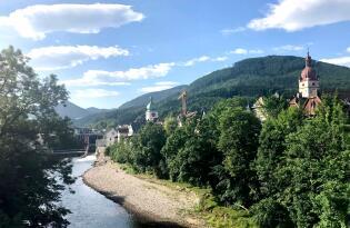 Herzlichkeit, Wohlgefühl und Romantik im historischen Ambiente Waidhofen
