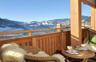 Ab in die Berge: Wohlfühlurlaub mit Alpenpanorama im Salzburger Land