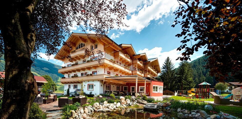 Familienhotel Grundlhof 27112