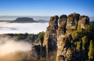 Urlaub im Elbsandsteingebirge für Abenteuerlustige und Naturliebhaber