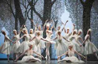 Ein zauberhaftes Weihnachtsmärchen und weltberühmter Ballettklassiker