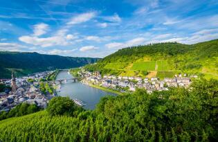 Wohlfühlhotel in heimeliger Atmosphäre im Herzen der Weinberge Koblenz