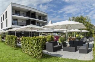 Stilvolle Atmosphäre und moderne Architektur am Schlossberg Heidenheim