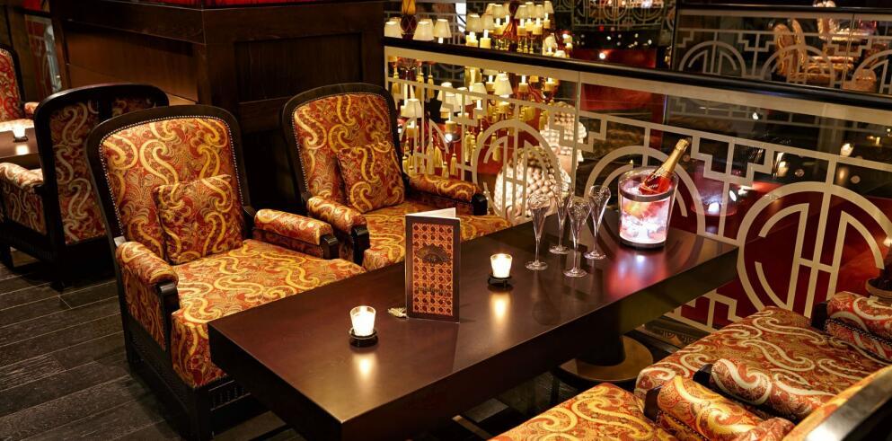 Buddha-Bar Hotel Budapest Klotild Palace 277