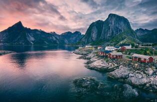 Bergen - Kirkenes - Bergen: Expedition an den nördlichsten Punkt Europas