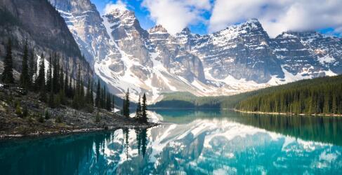 Kanada Rocky Mountains