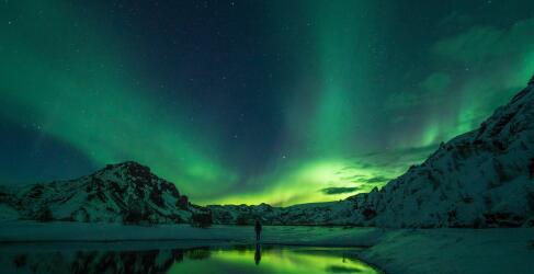 Island Rundreisen Nordlichter
