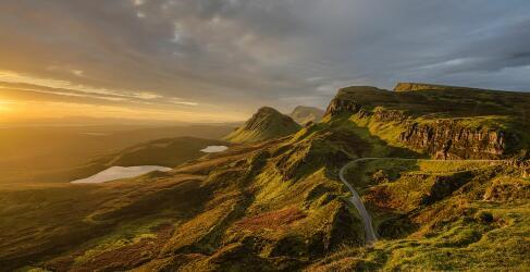 Schottland Rundreisen Highlands