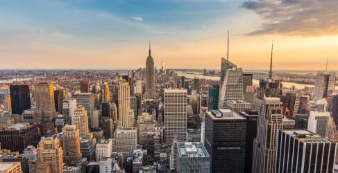 USA Rundreise New York