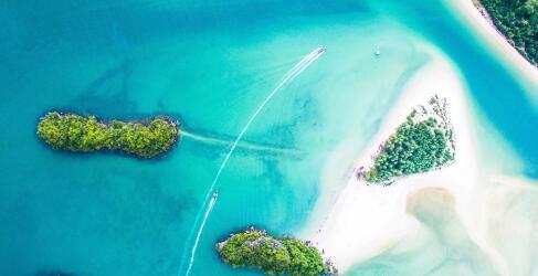 Thailand Rundreise Strand