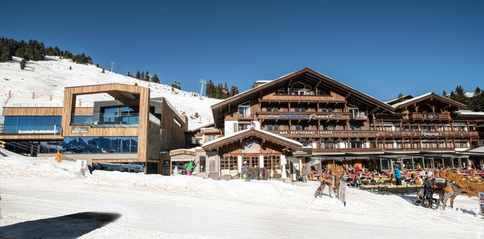 Das Alpenwelt Resort - Lifestyle . Family . SPA 28208