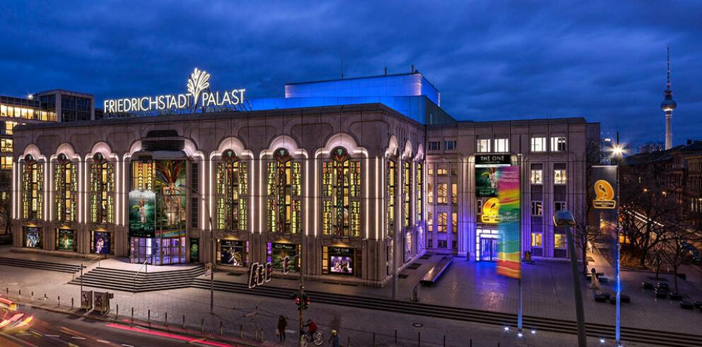 V I V I D Grand Show - Friedrichstadt-Palast 28385