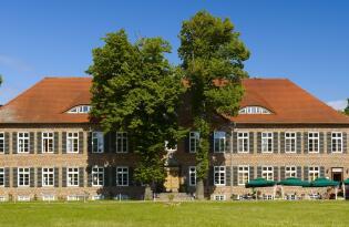 Zeit zum Genießen und Wohlfühlen im ältesten Gutshaus an der Müritz