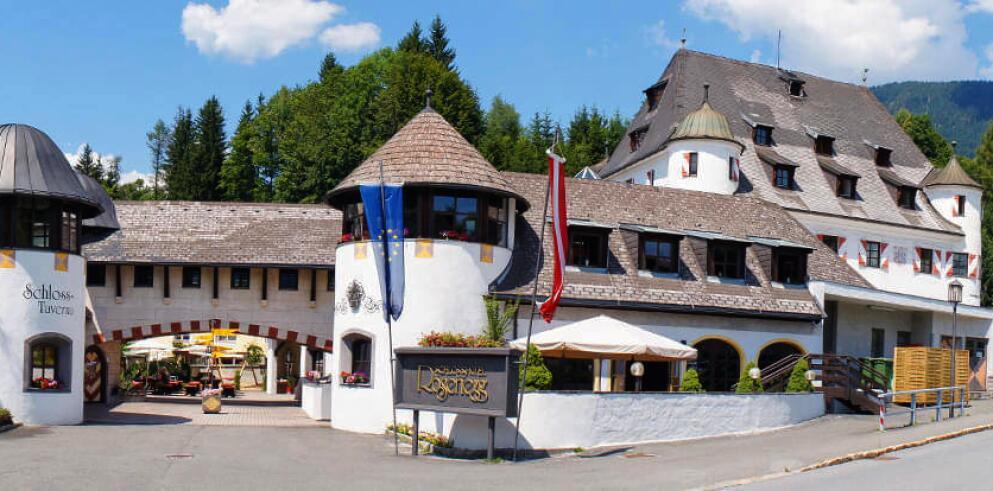 Family Hotel Schloss Rosenegg 2893