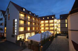 4* BEST WESTERN PLUS BierKulturHotel Schwanen + Therme Bad Blau