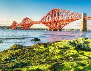 Schottland Rundreise Osten