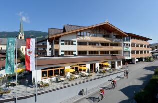 Erstklassiger Wellnessurlaub in den malerischen Kitzbüheler Alpen