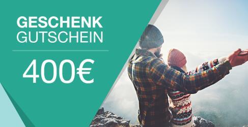 Travelcircus Gutschein 400€