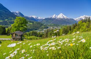 Wellnessurlaub mit Verwöhnpension in der malerischen Salzburger Bergwelt