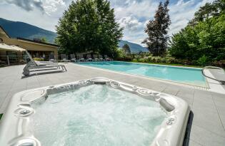 Ruhe und Gelassenheit im Herzen der Südtiroler Berglandschaft
