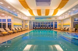 Luxuriöses SPA-Erlebnis auf 1.200m² mit Blick auf die Ostsee
