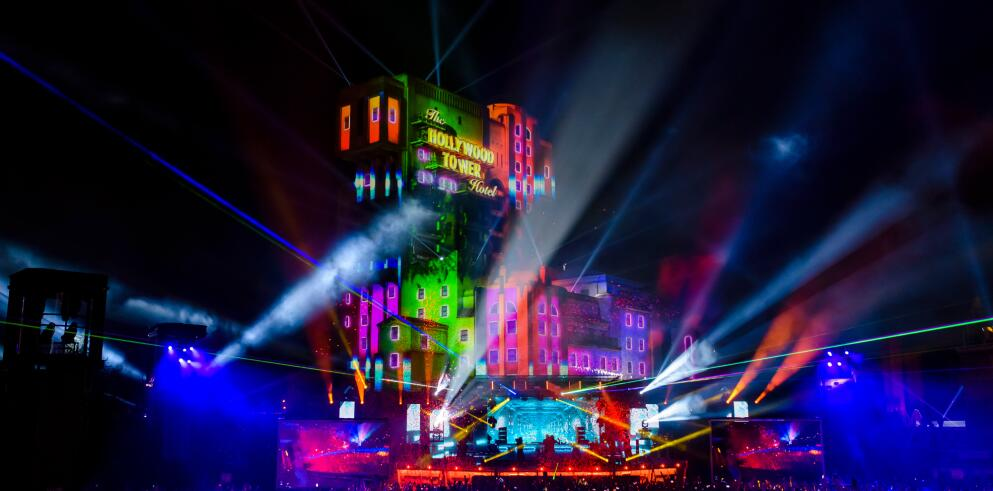 Electroland - Disneyland® Paris 29695