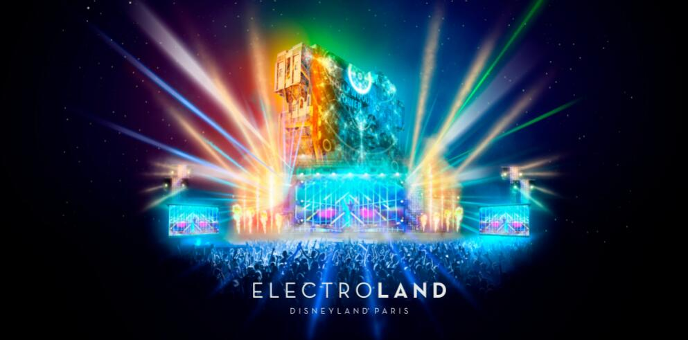 Electroland - Disneyland® Paris 29700