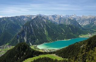 Willkommen im Tiroler Naturparadies: Wohliges Ambiente am Achensee