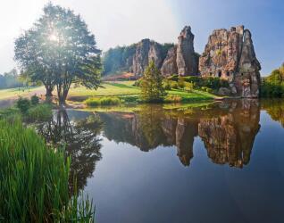 Wellness im Teutoburger Wald