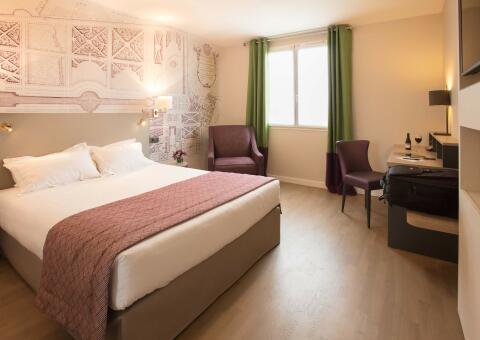 Hotel Montbriand Alixia