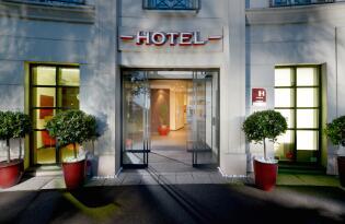 4* Hotel de Berny Parijs