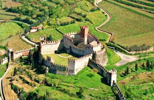 Luxuriöse Genießertage im italienischen Weinbaugebiet in Venetien