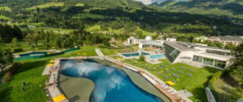 Täglicher Eintritt in die Alpentherme Gastein