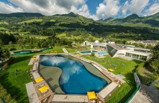 Himmlisches Appartementhaus und traumhaftes Thermenerlebnis im Salzburger Land