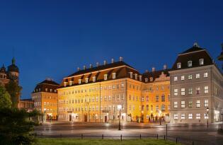 Fürstliches Vergnügen in historischer Pracht und modernem Design