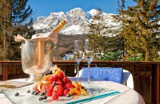 Sonnige Auszeit inmitten der landschaftlich unvergleichlichen Dolomiten