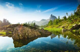 Pure Entspannung und magische Momente im Naturparadies Trentino