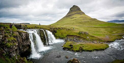 Island Ringstrasse Kirkjufell